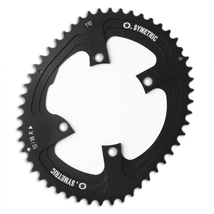 NEW 110 BCD  Single Outer Chainring Fits: Shimano 4 arm for 9100